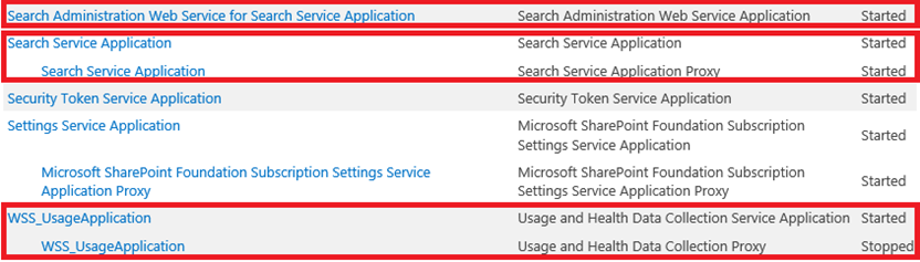 how to configure a sharepoint 2013 search service